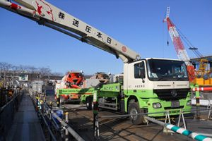 神奈川県横浜市旭区 日本圧送株式会社 コンクリートポンプ圧送工事業