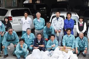 鹿児島市 株式会社若尊 施工管理士募集です。