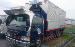 芝池運輸株式会社 4t(中型)トラック運転手 大阪府羽曳野市