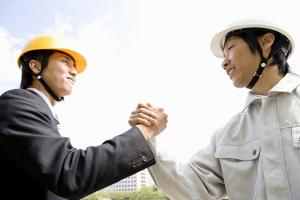 栃木県河内郡 株式会社山上建設 足場施工のプロの職人を目指す方大募集!