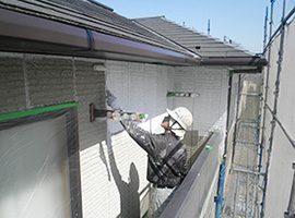 日成建装株式会社 住宅塗装職人 千葉県市原市