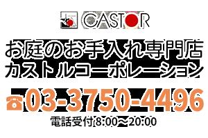 有限会社カストルコーポレーション 造園職人 庭師 見習い 東京都大田区