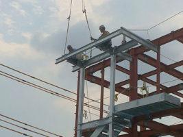 株式会社 昇義 未経験OK・鍛冶工・溶接工・鉄骨建方・耐震工事等 鉄に関するお仕事です